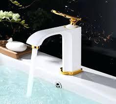 gold bathroom sink faucets u2013 saemergency info