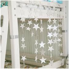 1pack star paper garlands 4m bunting wedding decoration birthday