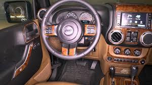 luxury jeep interior wow trim burlwood dash kit for jeep jk wrangler dresses up the