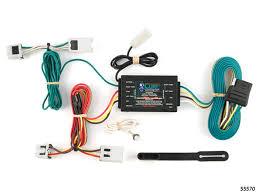 nissan quest 2003 2009 wiring kit harness curt mfg 55570 2006