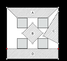 a floorplan type of convex polygons in a floorplan figure 1 of 1