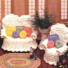 vintage crochet pattern pdf fashion doll home decor barbie sindy this is a digital file