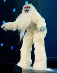 abominable snowman costume photos disney costumes take center stage at d23 expo s