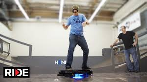 lexus hoverboard walmart tony hawk rides a real hoverboard this time seriously rebrn com