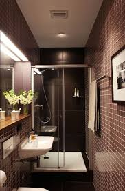 small narrow bathroom ideas best 25 narrow bathroom ideas on small mirrors