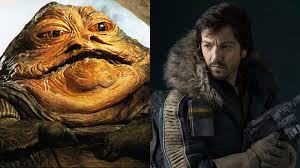 Jabba The Hutt Meme - diego luna really wants to touch jabba the hutt