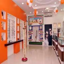 Optic Interiors Optical Showroom Designing Interior With 3d Manufacturer From Mumbai