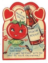 vintage valentines hey my used to make that vintage strudels