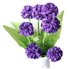 online get cheap purple floral bouquets aliexpress com alibaba