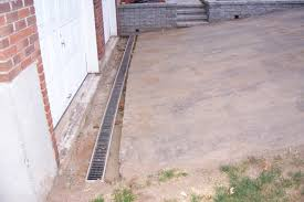 download garage drainage garden design excellent garage drainage modern driveway drain installation country landscaping