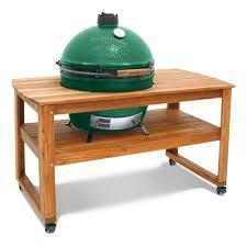 large green egg table acacia hardwood table for xl egg big green egg