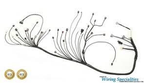 skyline gts r32 wiring harness oem replacement wiring specialties