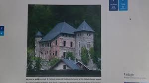 chambre des notaires savoie le château de conflans en savoie mis en vente pour 490 000 euros