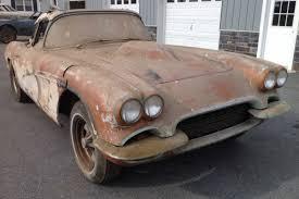 1962 corvette pics barn flipper 1962 chevrolet corvette