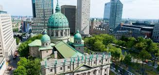 bureau plus montreal basilique cathédrale reine du monde et jacques le majeur