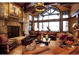 fascinating primitive living room interior design ideas