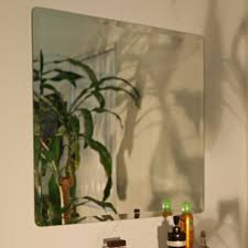 bathroom frameless beveled glass mirrors beveled mirrors