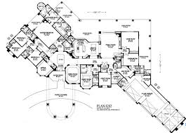 Mediterranean House Floor Plans 107 Best House Plans Images On Pinterest Architecture Drawings