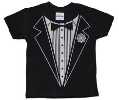 boys tuxedo shirt tux size tuxedo t shirt