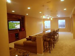 Cool Basement Ideas Home Design Basement Bar Ideas Man Cave Cool Ceiling Regarding
