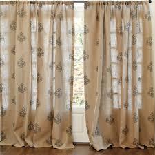 Brown Burlap Curtains Burlap Curtains For Sale Furniture Ideas Deltaangelgroup