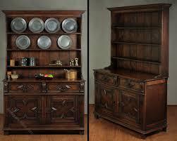 18th c style oak welsh dresser c 1930 antiques atlas