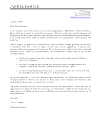 Cover Letter For Any Position 100 Sample General Cover Letter For Job Application Cover