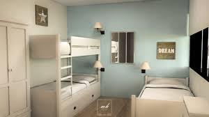 decoration d une chambre décoration d une chambre d enfant à la decoration bord de mer des