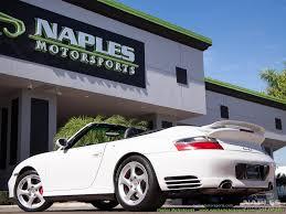 Porsche 911 Automatic - 2004 porsche 911 turbo convertible