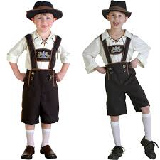 cool costumes boys germany festival waiter costumes 2017