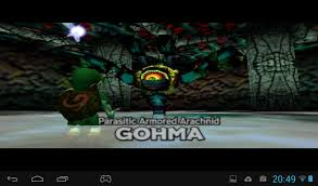 project64 android apk the legend of ocarina of time 1 emulation on android