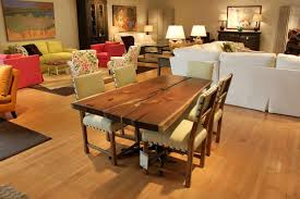 reclaimed wood home furniture design of life slab dining by the