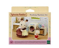 Sylvanian Families Garden Set Sylvanian Families Washing Machine Set Jac In A Box