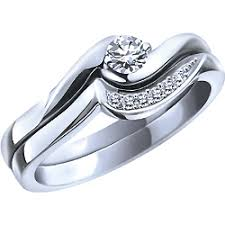 ben moss engagement sets ben moss jewellers 0 13 carat tw 10k white gold diamond