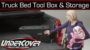 Dodge Dakota Truck Tool Box - swing case toolbox side bed toolboxes