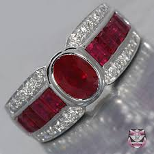 ruby engagement rings antique engagement ring collection antique engagement rings