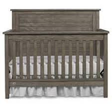 Simmons Convertible Crib Simmons Slumbertime Monterey 4 In 1 Convertible Crib Rustic