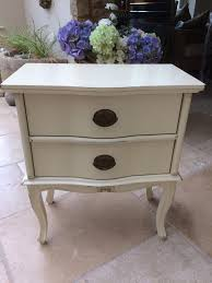Laura Ashley Bedroom Furniture Collection Laura Ashley Lille Range Bedroom Bedside Table In Chipping