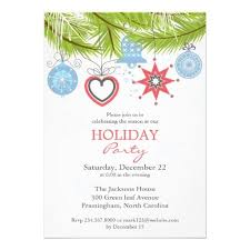 Christmas Ornament Party Invitations - 51 best christmas party invitations images on pinterest