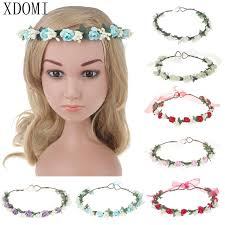children s hair accessories popular children s hair accessories flower headband bohemian style
