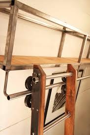Sliding Bookshelf Ladder Library Ladder Rollers Amiphi Info