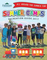 Speech Garden Summer Camp - summer camps recreation guide 2017 by city of fremont recreation