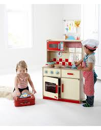 this is pretty cute george home deluxe wooden kitchen from asda
