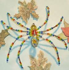 74 best beaded spiders images on beaded spiders