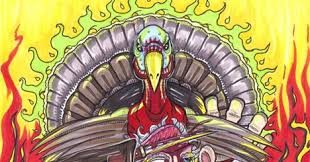 dregstudios the artwork of brandt hardin the war on thanksgiving