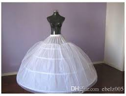 wedding dress hoops 4 hoops gown petticoat for the wedding dress large tutu