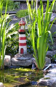 decorative lighthouses for in home use lighthouse lighting u2013 a bit more than on off