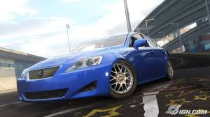 lexus uk wiki need for speed pro street car list page 2 ign boards