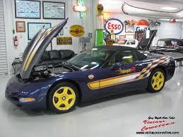 1998 corvette pace car for sale greg wyatt auto sales 1998 corvette pace car sold