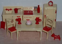 pretend kitchen furniture 120 best vintage play kitchen 1950s images on